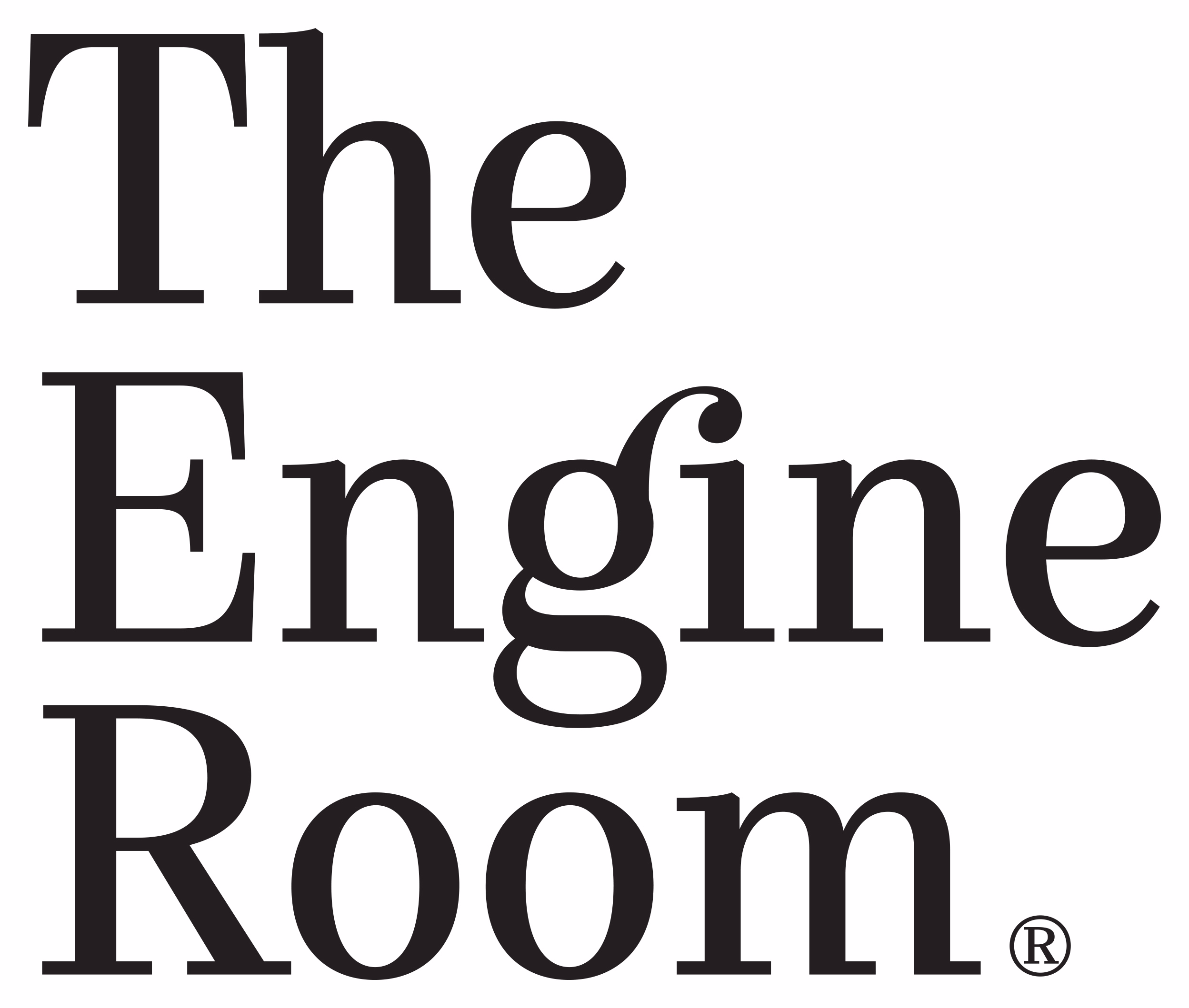 Engine Room Design